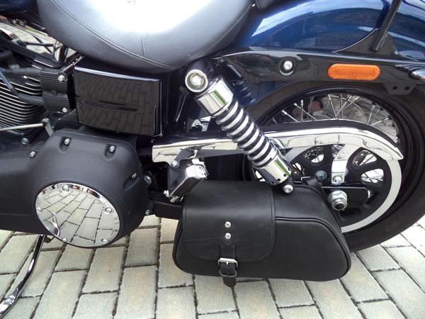 c57a513e76 Harley-Davidson. jednostranná brašna rozměry  40 (32) x 18 x 12 cm.