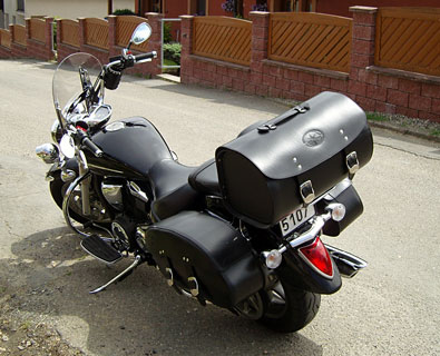 Yamaha XVS 1300A Midnight Star